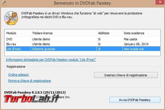Guida: Guardare copiare film Blu-ray protetti pochi click