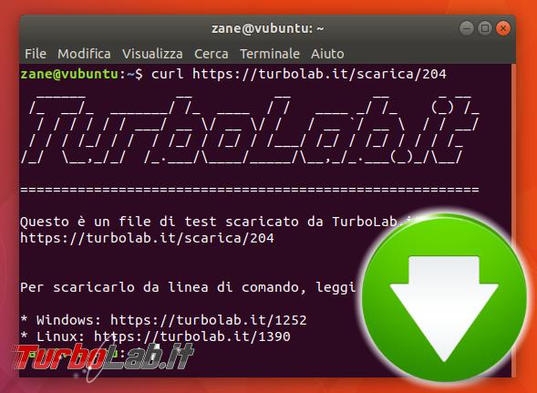 Guida Linux: come scaricare file linea comando curl wget (Ubuntu/CentOS) - linux ubuntu download spotlight