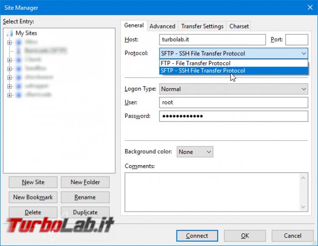 Guida Linux: download upload via SFTP/SCP (SSH) linea comando (Ubuntu/CentOS) - Mobile_zShot_1505740580