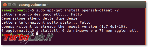 Guida Linux: download upload via SFTP/SCP (SSH) linea comando (Ubuntu/CentOS) - Schermata del 2017-09-26 09-38-44