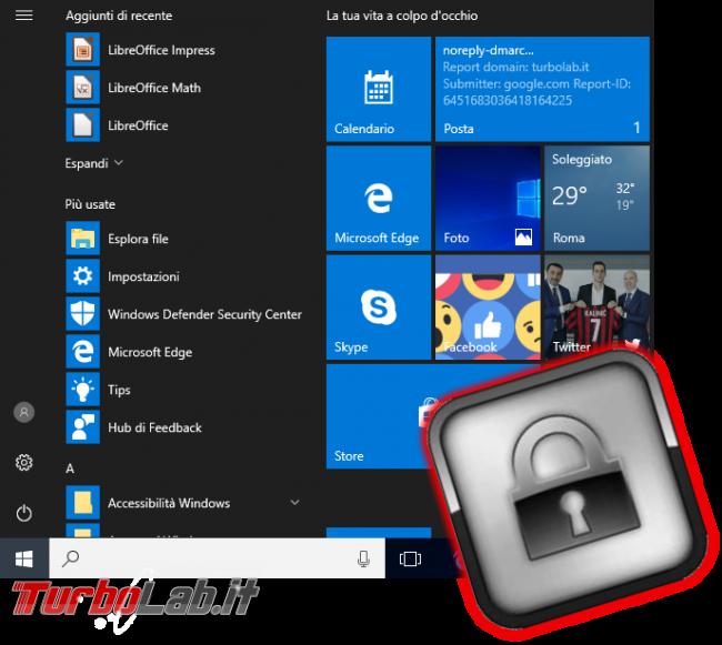 Guida novità Windows 10 Fall Creators Update (versione 1709, settembre/ottobre 2017) - emet per windows 10 spotlight