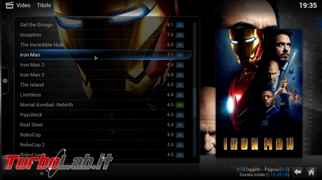 "Guida rapida Kodi (XBMC) - PC come ""media center"" salotto"