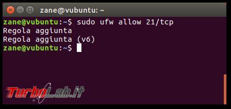 Guida rapida ufw - Come attivare/configurare firewall Ubuntu Desktop/Server linea comando: aprire porte, bloccare connessioni indirizzi IP - Schermata del 2016-11-06 22-06-37