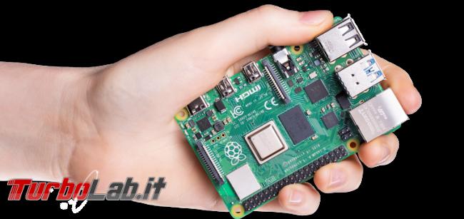 Guida Raspberry Pi 4: come aggiornare EEPROM (bootloader)