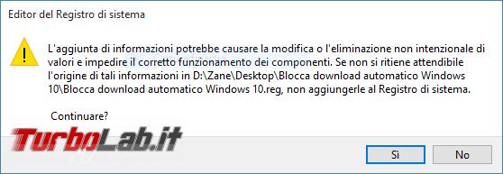 """Guida: rimuovere bandiera bianca fianco orologio Windows 7 Windows 8.1 bloccare notifiche aggiornamento """"Ottieni Windows 10"""" (DisableGwx) - conferma registro reg"""