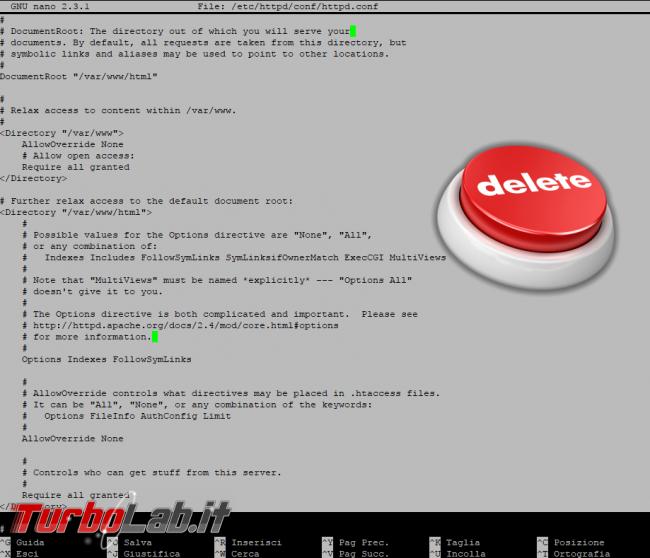 Guida server web: come installare Apache Linux (Ubuntu/CentOS)
