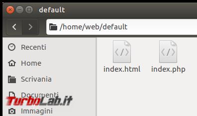 Guida server web: come installare Apache Linux Ubuntu/CentOS - linux webroot web