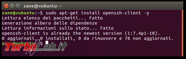 Guida SFTP/SCP, esempi: download upload file via SSH linea comando (Linux Ubuntu/CentOS) - Schermata del 2017-09-26 09-38-44