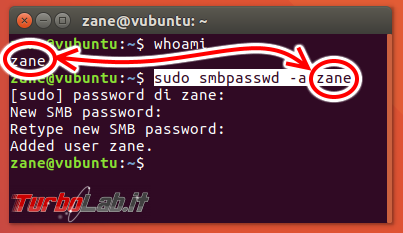 Guida Ubuntu: come condividere cartella rete locale (LAN)