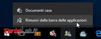 Guida Windows 10: come aggiungere cartella Barra applicazioni