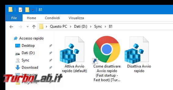 Guida Windows 10: come disattivare Avvio rapido (Fast startup / Fast boot) - Mobile_zShot_1467317827