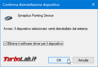 Guida Windows 10: come disinstallare/rimuovere driver difettoso bloccare reinstallazione automatica - Mobile_zShot_1486942788