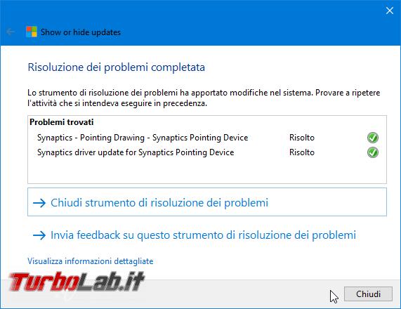 Guida Windows 10: come disinstallare/rimuovere driver difettoso bloccare reinstallazione automatica - Mobile_zShot_1486943033