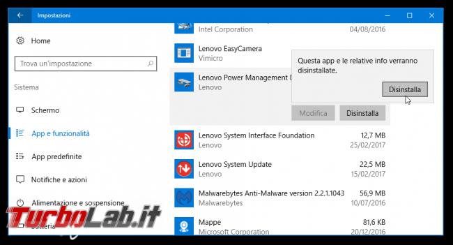 Guida Windows 10: come disinstallare/rimuovere driver difettoso bloccare reinstallazione automatica - Mobile_zShot_1488119757