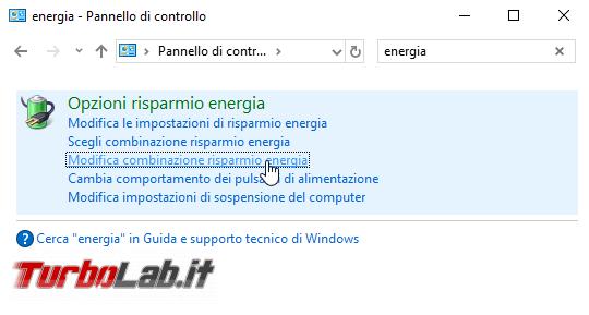 Guida Windows 10: come mantenere PC sempre acceso disattivare / impedire / ritardare spegnimento automatico (sospensione/ibernazione)
