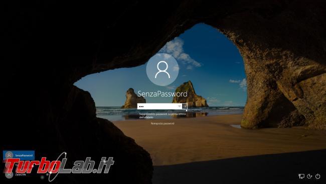 Guida Windows 10: come proteggere password account utente accesso computer