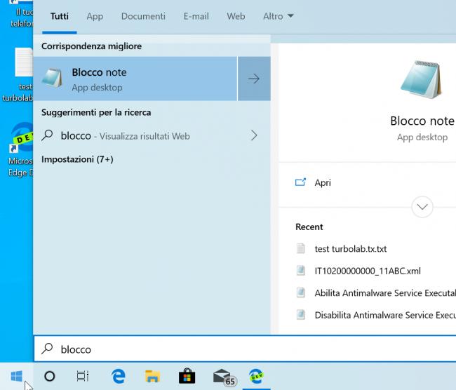 Guida Windows 10: come rimuovere ricerca Cortana Barra applicazioni - windows 10 cerca da start