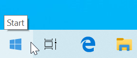 Guida Windows 10: come rimuovere ricerca Cortana Barra applicazioni - zShotVM_1554793002