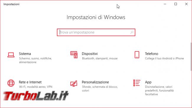 Guida Windows 10: come ripristinare/riattivare bordi colorati finestre - Mobile_zShot_1536348994