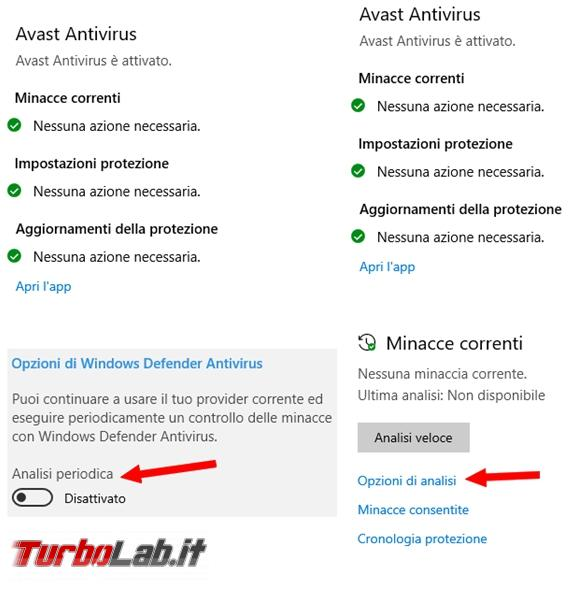 Guida Windows 10: rimuovere virus/malware Windows Defender Offline