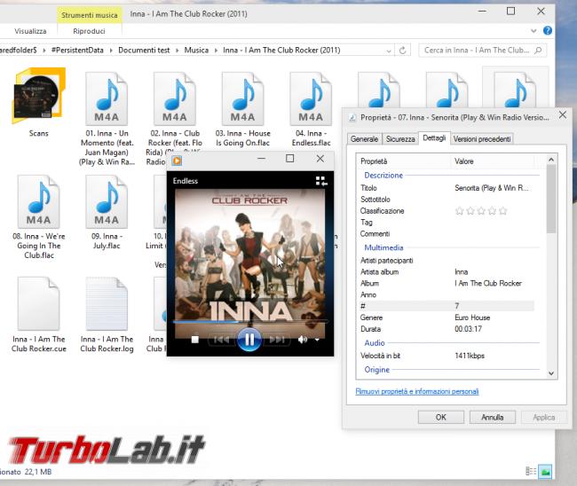 """Guida Windows 10: supporto MKV (""""Matroska""""), H.265 tutte altre novità ambito audio/video"""