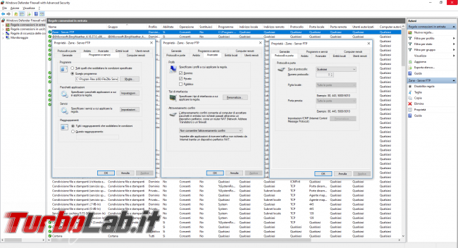 Guida Windows Firewall: come aprire porte linea comando Windows 10, Windows 8.1 Windows 7