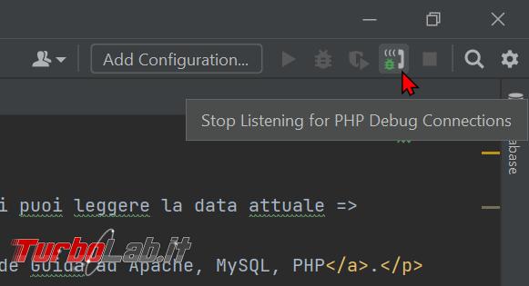 Guida Xdebug phpStorm: installazione, configurazione, breakpoint ed esecuzione step - Guida Definitiva debug PHP - zShotVM_1623487689