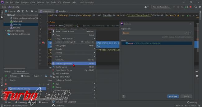 Guida Xdebug phpStorm: installazione, configurazione, breakpoint ed esecuzione step - Guida Definitiva debug PHP - zShotVM_1623493202