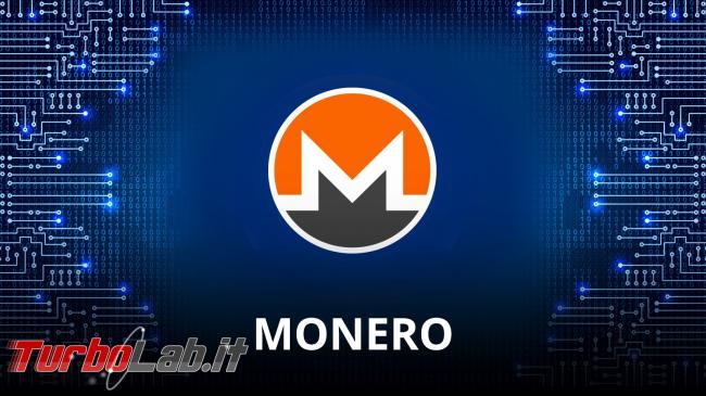 Hackerato sito Monero: malware ha svuotato wallet - 1_h9Jswy7c7x3NEjf3Ge8TIA