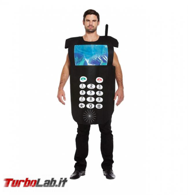 Halloween: migliori costumi tema tech veri smanettoni - FrShot_1572255157