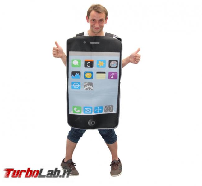 Halloween: migliori costumi tema tech veri smanettoni - FrShot_1572255315