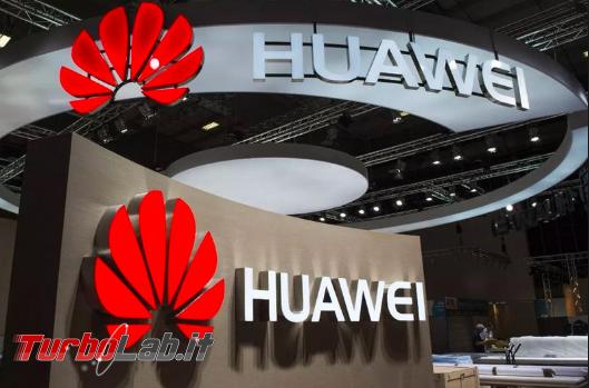 Huawei: calano vendite estero, bilancio è positivo - Annotazione 2019-07-31 151253