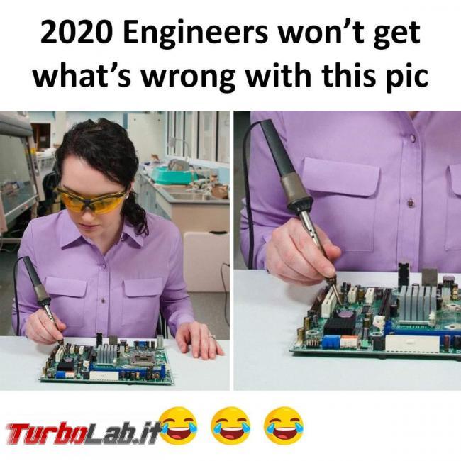 Humour meme informatici, programmatori smanettoni