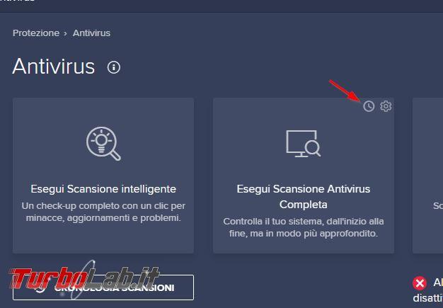 Impostazioni AVAST Free: come ottimizzarlo renderlo sicuro veloce - scansione completa