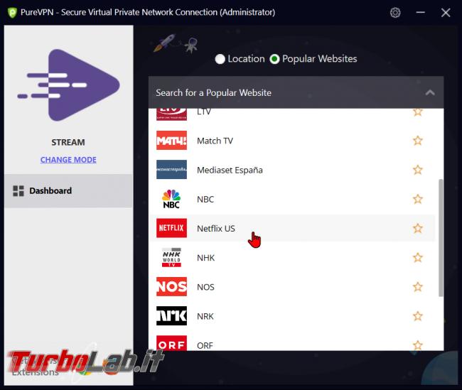 Impressioni prova PureVPN: velocità sicurezza buon servizio VPN anonimo, BitTorrent - zShotVM_1570745272