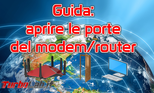 Indirizzo IP MAC Binding: come fare modo PC rete locale (LAN) ottenga sempre stesso IP locale modem/router - guida aprire le porte del router modem spotlight