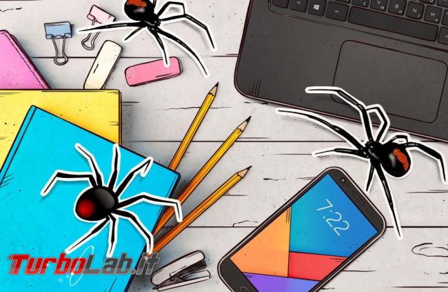 Inizia anno accademico: manuali saggi online pieni malware - FrShot_1570347116