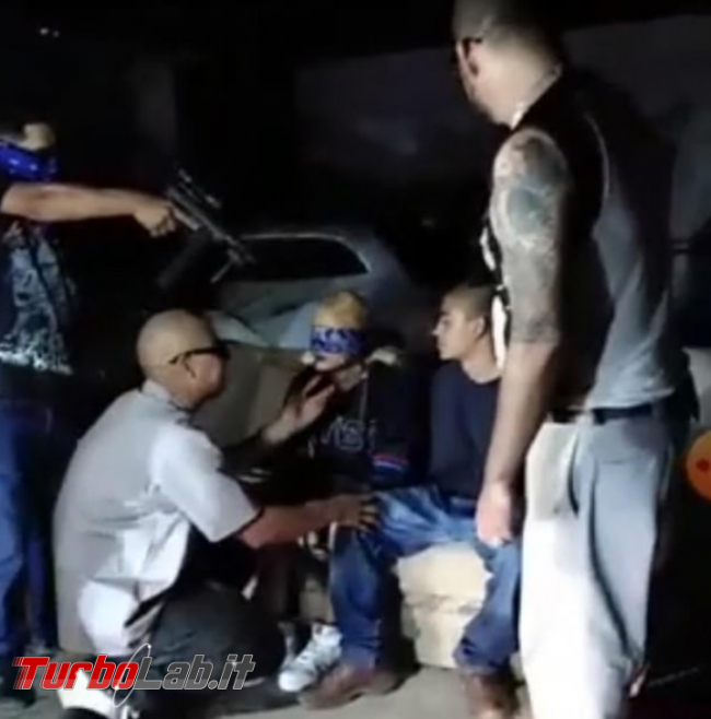 Inscena rapimento video TikTok, uccidono sbaglio - FrShot_1602401491