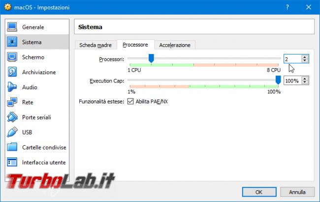 Installare macOS High Sierra VirtualBox Windows 10: Guida Definitiva italiano