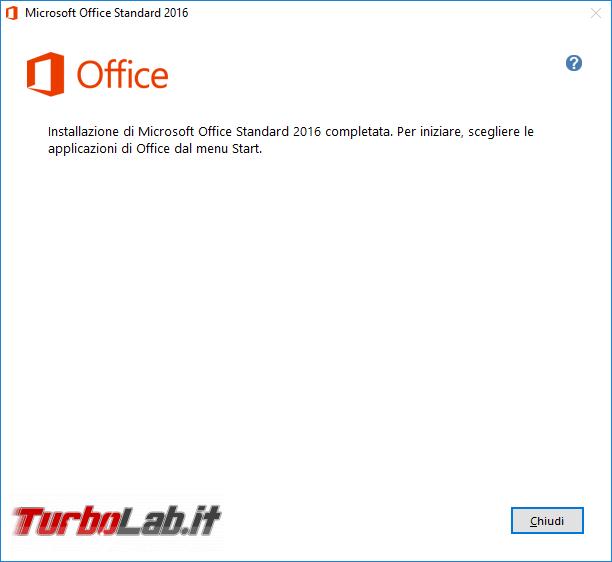 Installare Microsoft Office 2016 automaticamente : guida setup non-presidiato (unattended)