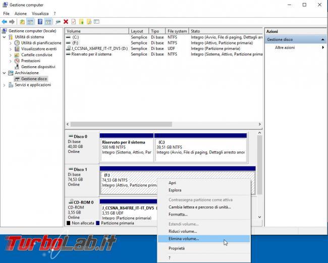 """Installare Windows """"Live"""" chiavetta USB, avviabile ogni computer: guida WinToUSB"""