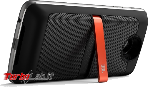 JBL SoundBoost (Moto Mods): video-prova recensione - moto mods jbl soundboost