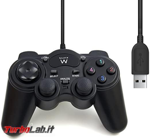 Joystick Gamepad Direct Input XInput: come emulare controller Xbox Windows - Joystick_Direct_Input