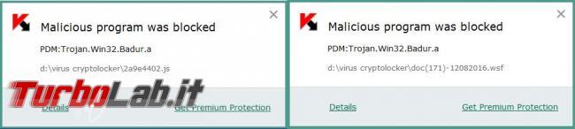 Kaspersky Anti-Ransomware Tool protegge dati virus ransomware cryptolocker