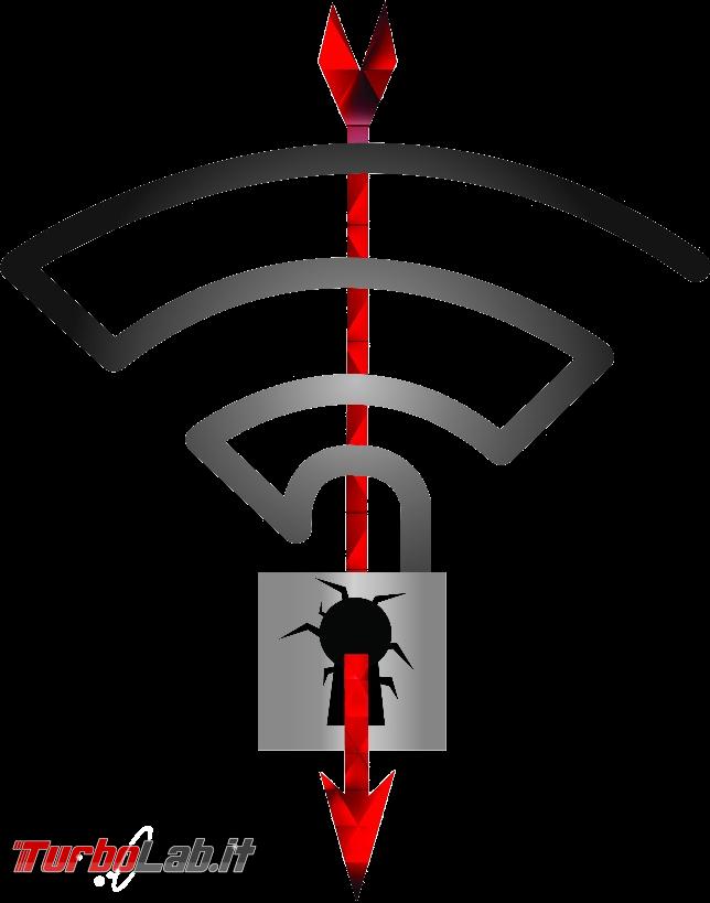KRACK! reti Wi-Fi sono nuovo pericolose