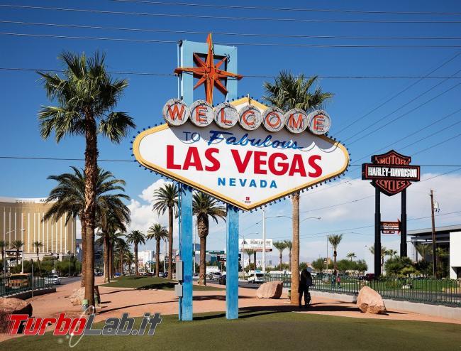 Las Vegas sotto cyberattacco