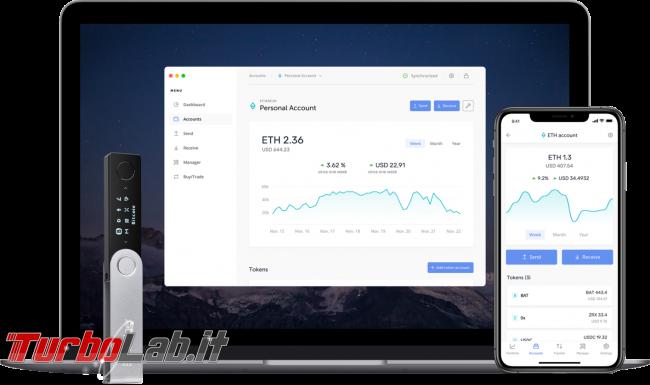 Ledger Trezor sono sicuri? Posso fidarmi wallet hardware Bitcoin criptovalute? (video) - hardware wallet ledger mac phone