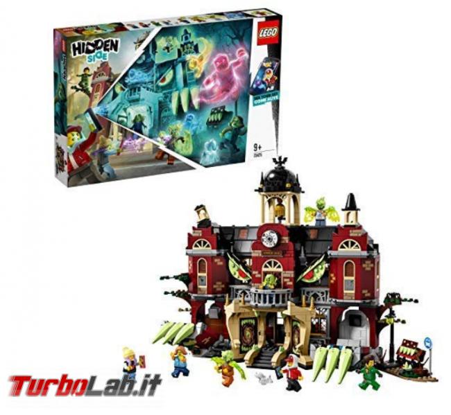 Lego Hidden Side: ecco cosa regalerò figlio Natale - FrShot_1575482362
