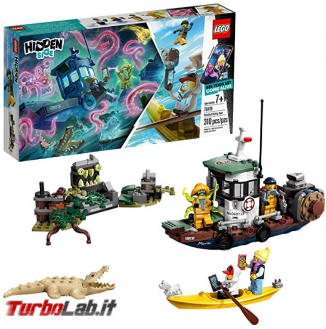 Lego Hidden Side: ecco cosa regalerò figlio Natale - FrShot_1575483154
