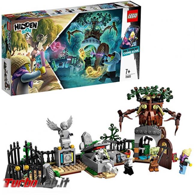 Lego Hidden Side: ecco cosa regalerò figlio Natale - FrShot_1575483441